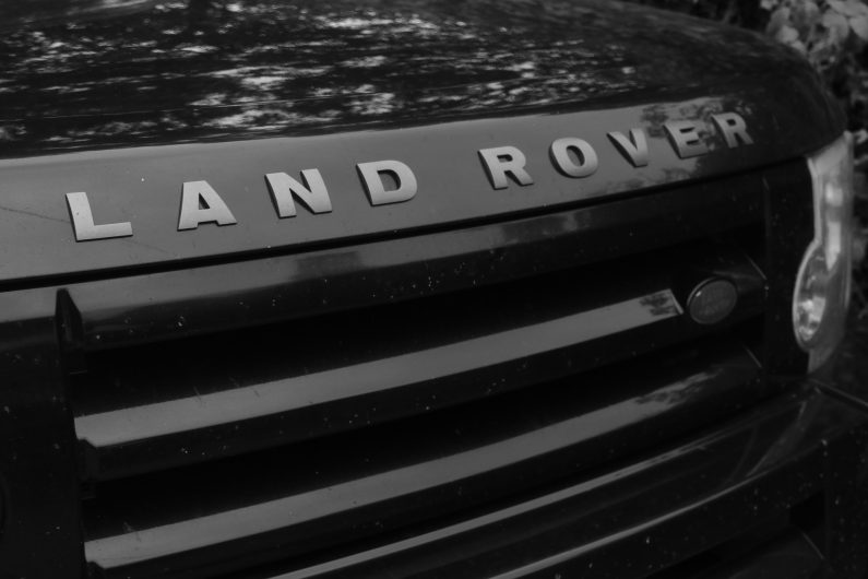 Land rover Olsztyn