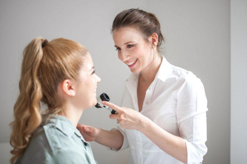 Dokąd udać się z problemami skórnymi u dzieci?